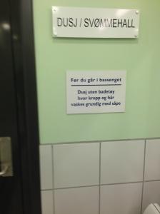 Dette er vel ikkje nynorsk, Sunnmørsbadet?